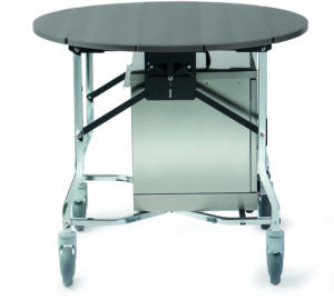 HOT BOX + TABLE COMPACT XS